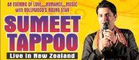 Sumeet Tappoo livenä Uudessa-Seelannissa