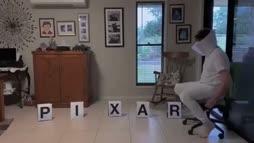 P I X A R
