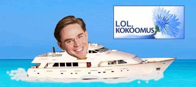LOL, Kokoomus