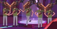 Kun ne 5 drakkenia saavuttavat yhteisen diplomaattisen voiton