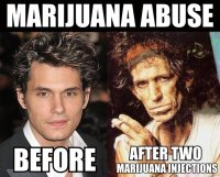 Marihuana - Not even once