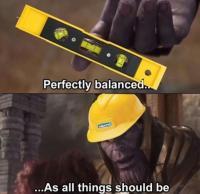 Täydellinen tasapaino