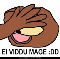 Ei viddu Mage :DD