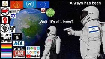 Wait, it's all Jews