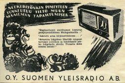 Oy Suomen yleisradio A.B