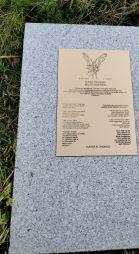 Pärssisen muistomerkki Haukiputaalla