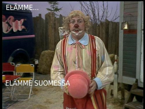 elämme.. elämme suomessa
